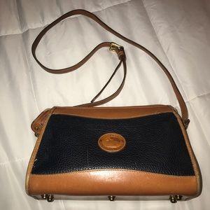Dooney and Burke crossbody purse